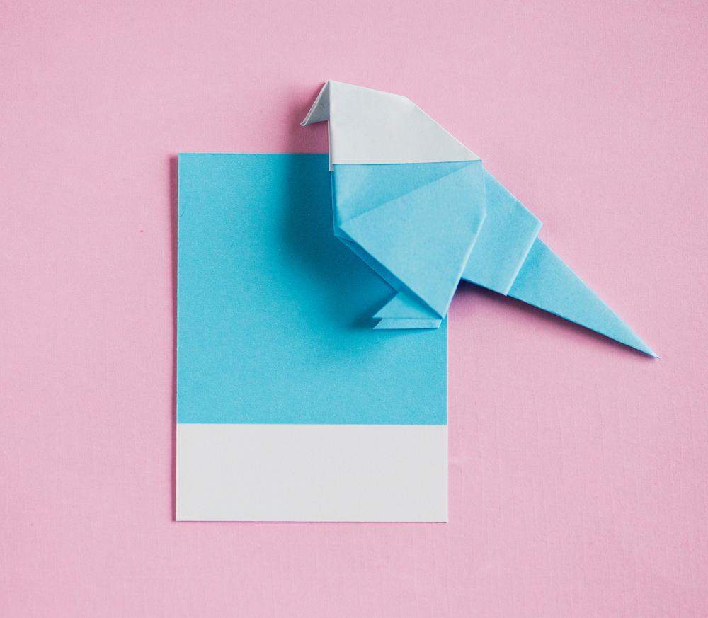 origami-bird